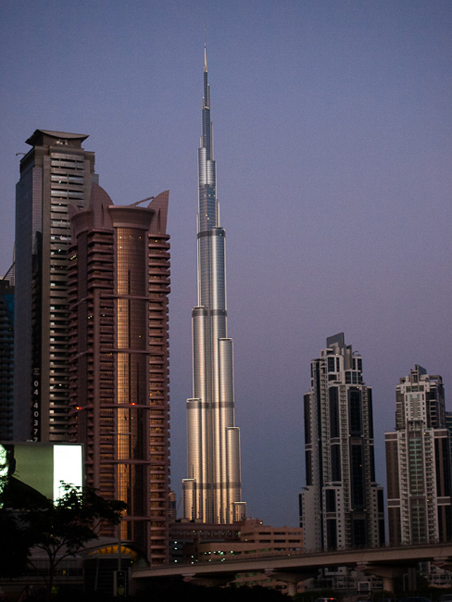 World Tallest Building – 2011