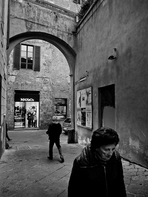 Streets of Sienna