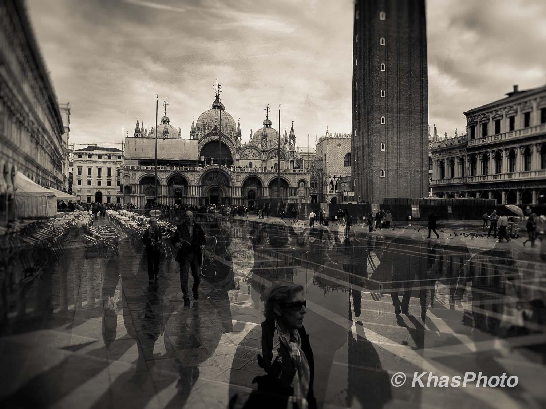 St.Mark's Square – Venice