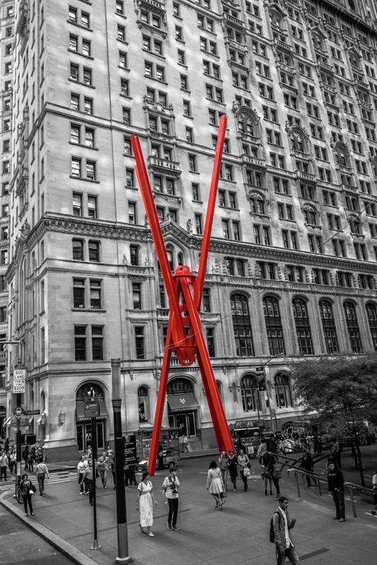 NYC Sculpture